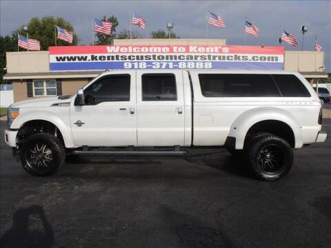 2015 Ford F-350 Super Duty for sale at Kents Custom Cars and Trucks in Collinsville OK