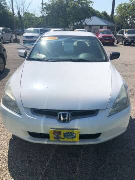 2005 Honda Accord for sale at Wallers Auto Sales LLC in Dover OH