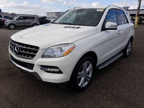 2013 Mercedes-Benz M-Class for sale at Adams Auto Group Inc. in Charlotte NC