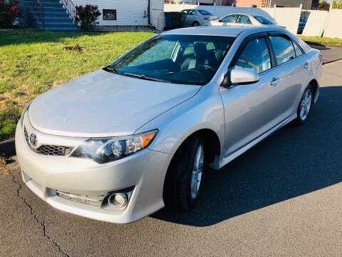 2013 Toyota Camry for sale at Kensington Family Auto in Kensington CT