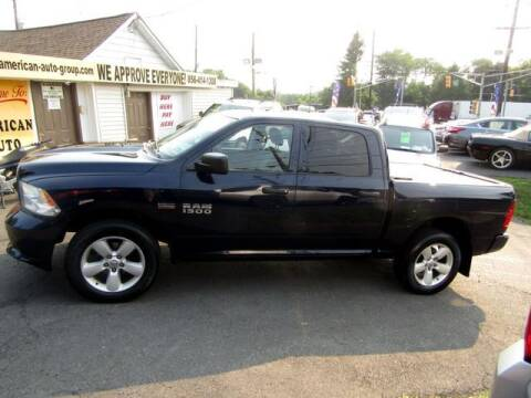 2014 RAM Ram Pickup 1500 for sale at American Auto Group Now in Maple Shade NJ