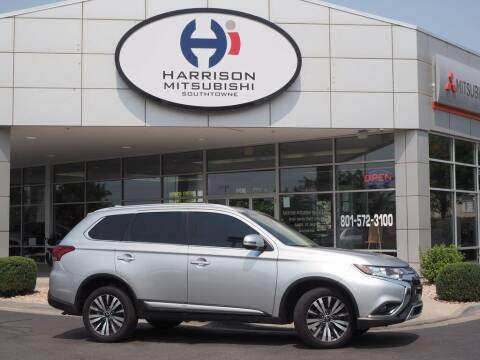 2019 Mitsubishi Outlander for sale at Harrison Imports in Sandy UT