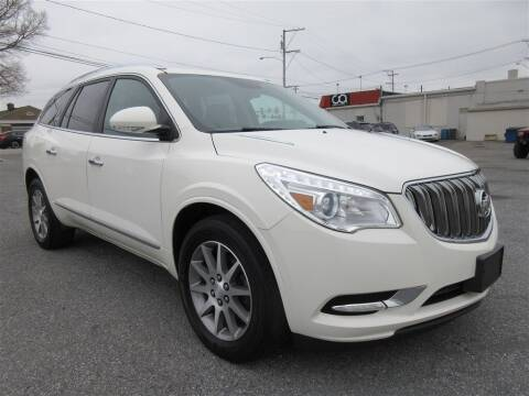 2015 Buick Enclave for sale at Cam Automotive LLC in Lancaster PA