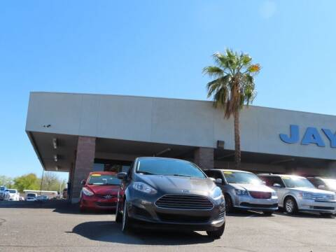 2019 Ford Fiesta for sale at Jay Auto Sales in Tucson AZ