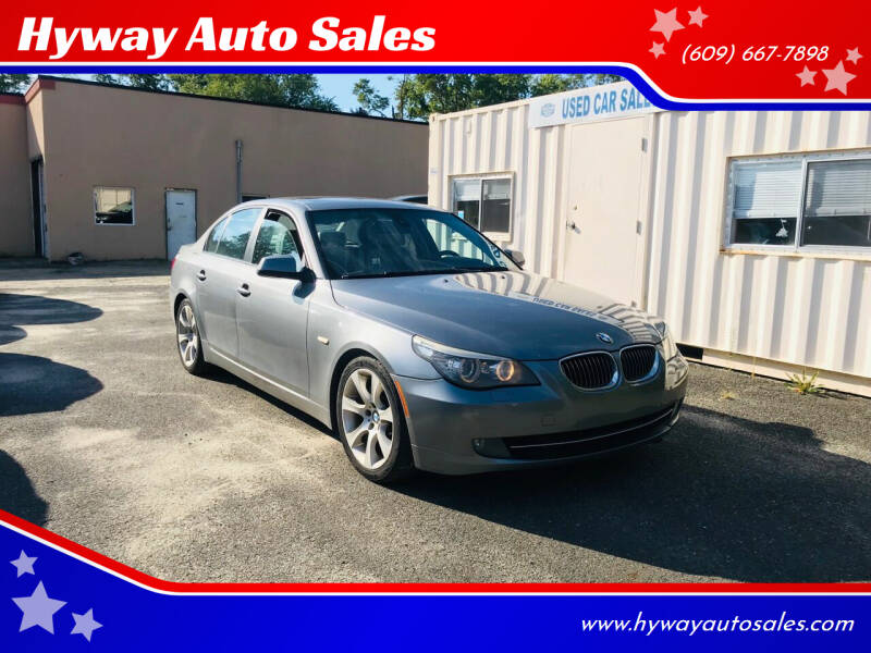 2010 BMW 5 Series for sale at Hyway Auto Sales in Lumberton NJ