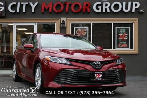 2018 Toyota Camry for sale at City Motor Group, Inc. in Wanaque NJ