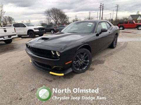 2021 Dodge Challenger for sale at North Olmsted Chrysler Jeep Dodge Ram in North Olmsted OH