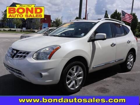 2012 Nissan Rogue for sale at Bond Auto Sales in Saint Petersburg FL