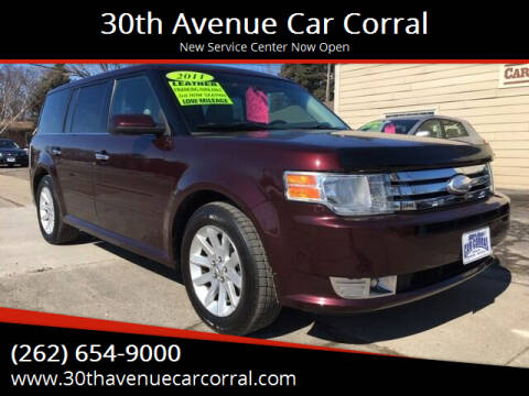 2011 Ford Flex for sale at 30th Avenue Car Corral in Kenosha WI