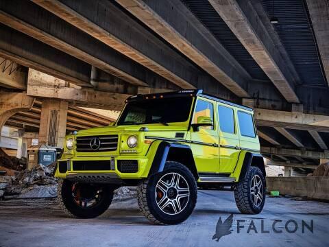 2017 Mercedes-Benz G-Class for sale at FALCON AUTO BROKERS LLC in Orlando FL
