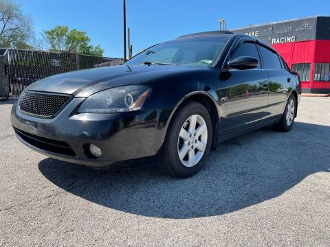 2003 Nissan Altima for sale at COLT MOTORS in Saint Louis MO