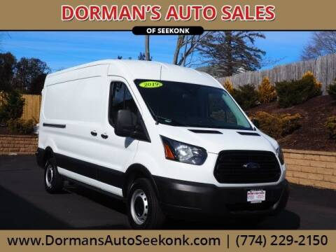 2019 Ford Transit Cargo for sale at DORMANS AUTO CENTER OF SEEKONK in Seekonk MA