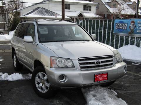 2003 Toyota Highlander for sale at The Auto Network in Lodi NJ