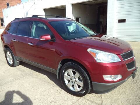 2010 Chevrolet Traverse for sale at Apex Auto Sales in Coldwater KS