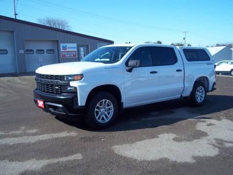 2019 Chevrolet Silverado 1500 for sale at SHULLSBURG AUTO in Shullsburg WI