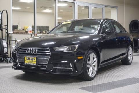 2017 Audi A4 for sale at Jeremy Sells Hyundai in Edmunds WA