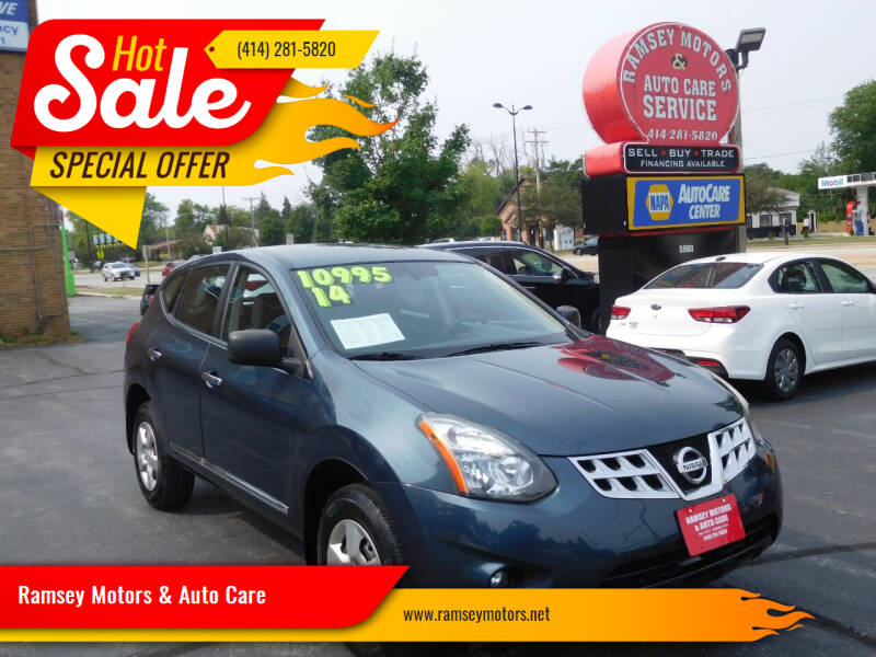 2014 Nissan Rogue Select for sale in Milwaukee, WI