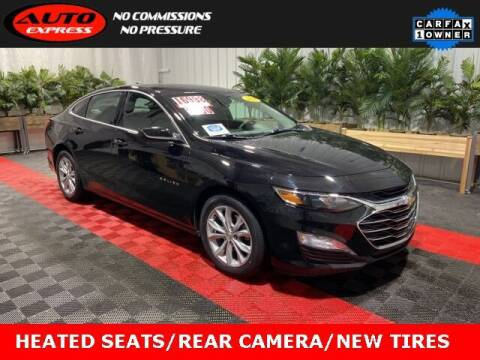2020 Chevrolet Malibu for sale at Auto Express in Lafayette IN