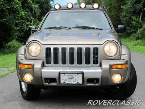 2004 Jeep Liberty for sale at Isuzu Classic in Cream Ridge NJ