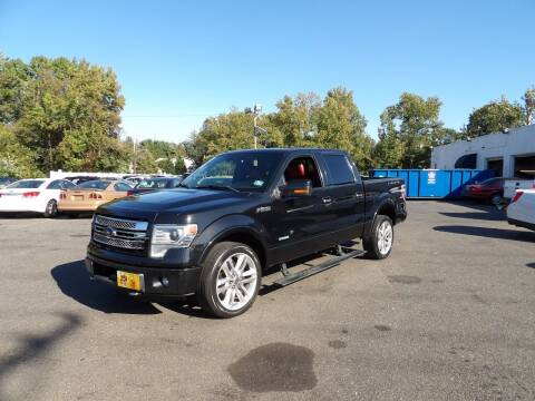 2013 Ford F-150 for sale at United Auto Land in Woodbury NJ