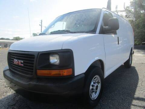 2015 GMC Savana Cargo for sale at Lewis Page Auto Brokers in Gainesville GA
