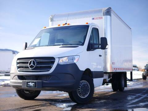 2019 Mercedes-Benz Sprinter for sale at Lakeside Auto Brokers Inc. in Colorado Springs CO
