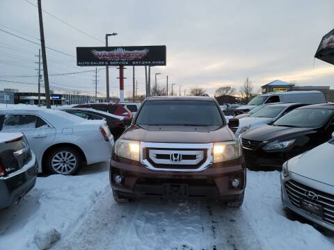2010 Honda Pilot for sale at Washington Auto Group in Waukegan IL