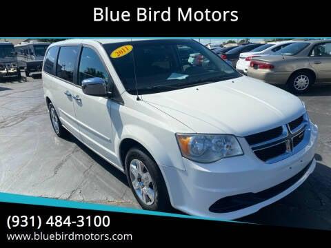 2011 Dodge Grand Caravan for sale at Blue Bird Motors in Crossville TN