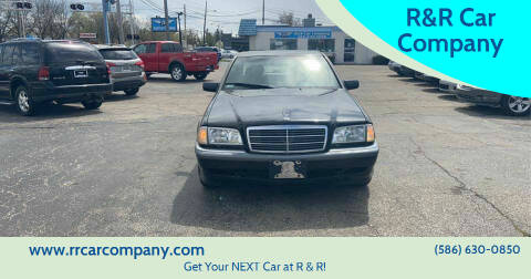2000 Mercedes-Benz C-Class for sale at R&R Car Company in Mount Clemens MI
