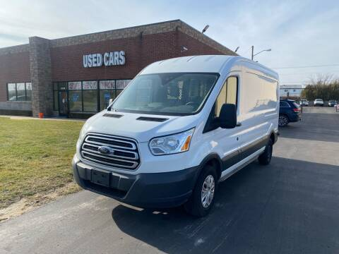 2016 Ford Transit Cargo for sale at My Town Auto Sales in Madison Heights MI