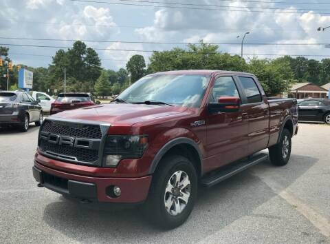 2014 Ford F-150 for sale at GR Motor Company in Garner NC