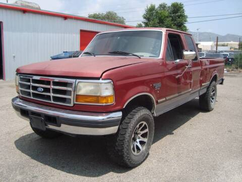 1996 Ford F-250 for sale at One Community Auto LLC in Albuquerque NM
