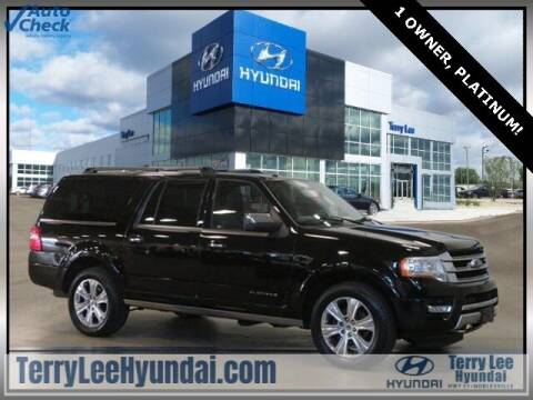 2017 Ford Expedition EL for sale at Terry Lee Hyundai in Noblesville IN