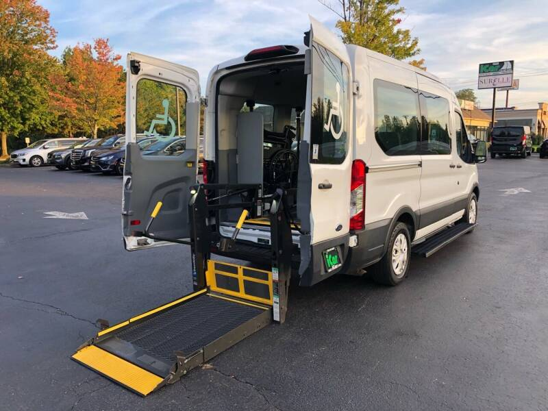 2019 Ford Transit Passenger for sale at iCar Auto Sales in Howell NJ