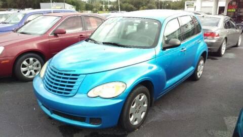 2008 Chrysler PT Cruiser for sale at Tony's Auto Sales in Jacksonville FL