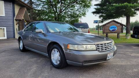 1998 Cadillac Seville for sale at Shores Auto in Lakeland Shores MN