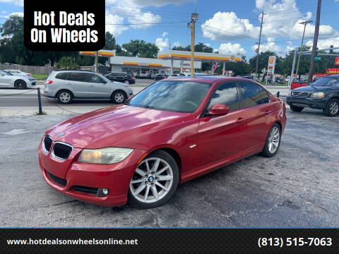 2009 BMW 3 Series for sale at Hot Deals On Wheels in Tampa FL