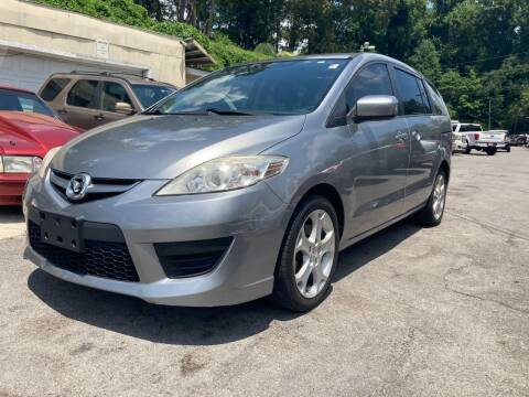 2010 Mazda MAZDA5 for sale at North Knox Auto LLC in Knoxville TN