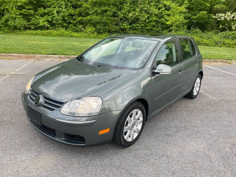 2008 Volkswagen Rabbit for sale at Bowie Motor Co in Bowie MD