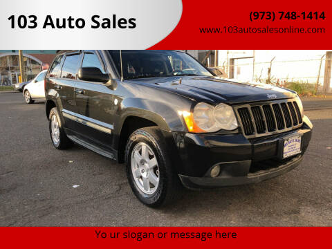 2008 Jeep Grand Cherokee for sale at 103 Auto Sales in Bloomfield NJ