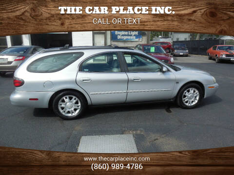 2005 Mercury Sable for sale at THE CAR PLACE INC. in Somersville CT
