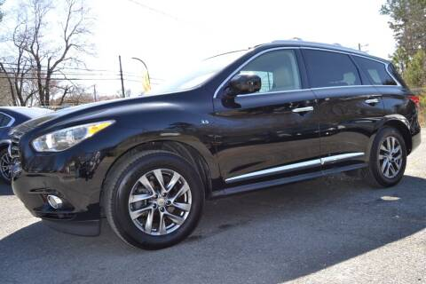 2014 Infiniti QX60 for sale at Victory Auto Sales in Randleman NC