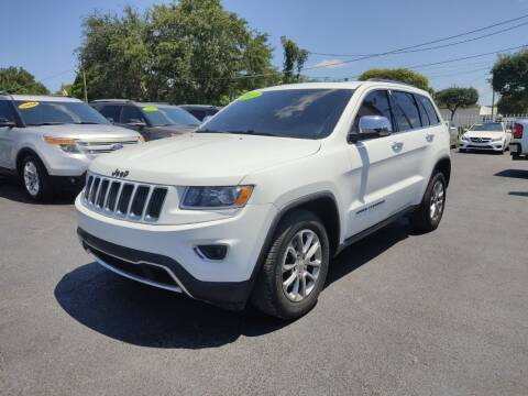 2014 Jeep Grand Cherokee for sale at Bargain Auto Sales in West Palm Beach FL