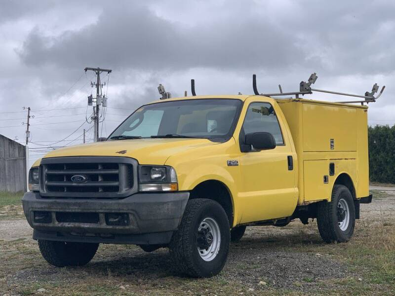 2004 Ford F-250 Super Duty for sale at AUTOLEGENDS in Stow OH