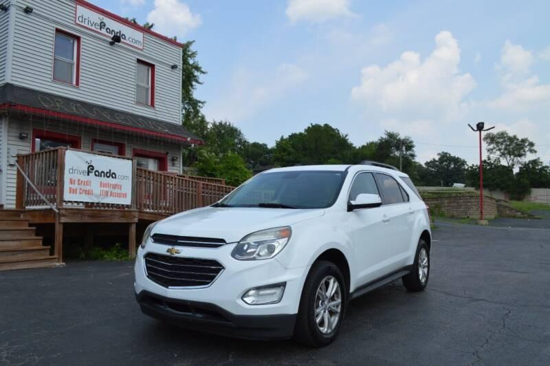 2016 Chevrolet Equinox for sale at DrivePanda.com Joliet in Joliet IL