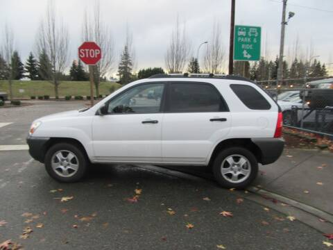 2008 Kia Sportage for sale at Car Link Auto Sales LLC in Marysville WA