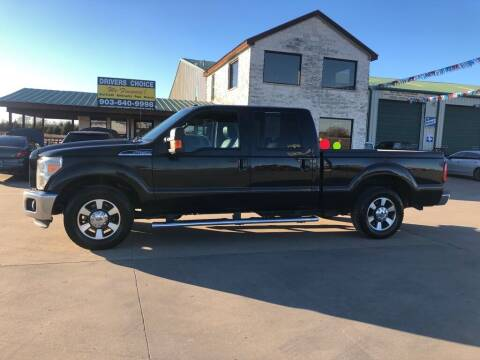 2015 Ford F-250 Super Duty for sale at Driver's Choice in Sherman TX