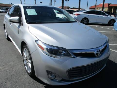 2013 Toyota Avalon for sale at F & A Car Sales Inc in Ontario CA