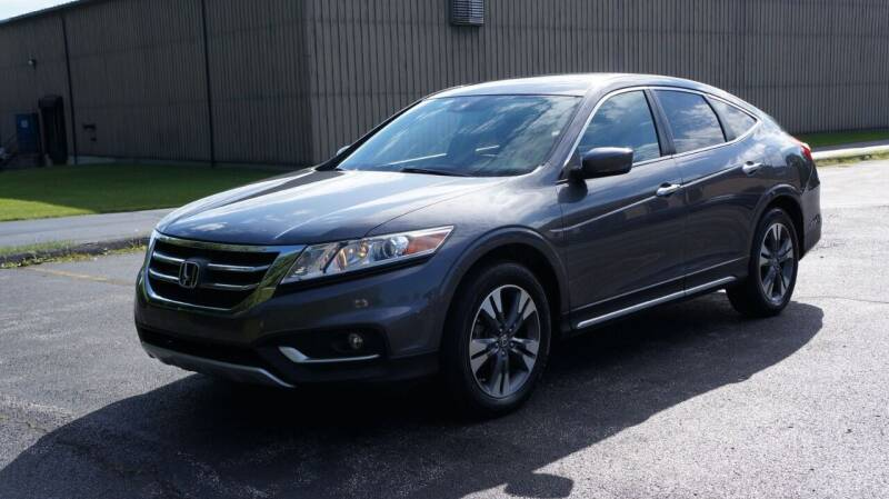 2015 Honda Crosstour for sale at Grand Financial Inc in Solon OH