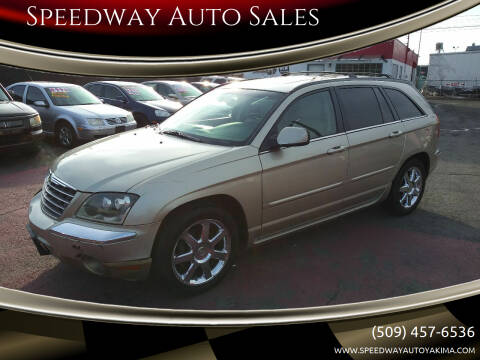 2006 Chrysler Pacifica for sale at Speedway Auto Sales in Yakima WA